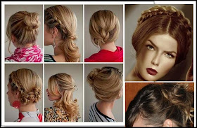 Cute Hairstyles Top 6 Easy Casual Updos For Long Hair