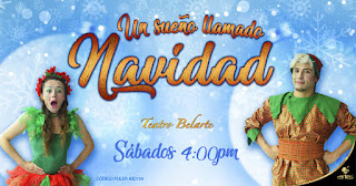 POS 2 UN SUEÑO LLAMADO NAVIDAD | Teatro Belarte