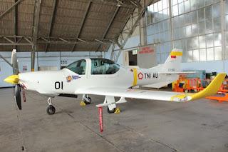Pesawat G-120TP-A Grob