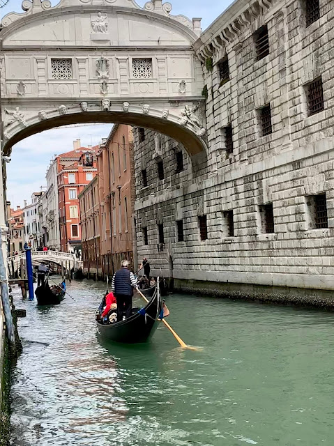 Bridge of Sighs, Venice 2019
