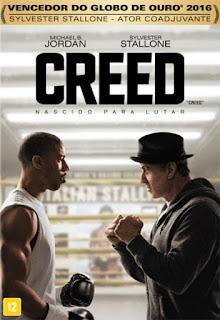 Creed: Nascido Para Lutar - BDRip Dual Áudio