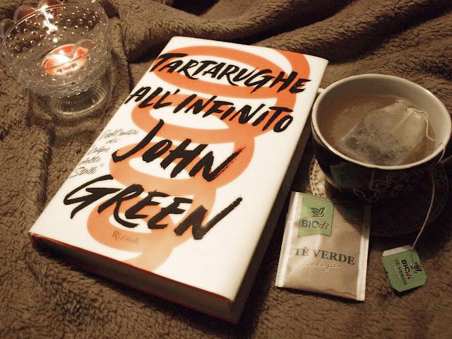 John Green tartarughe all'infinito