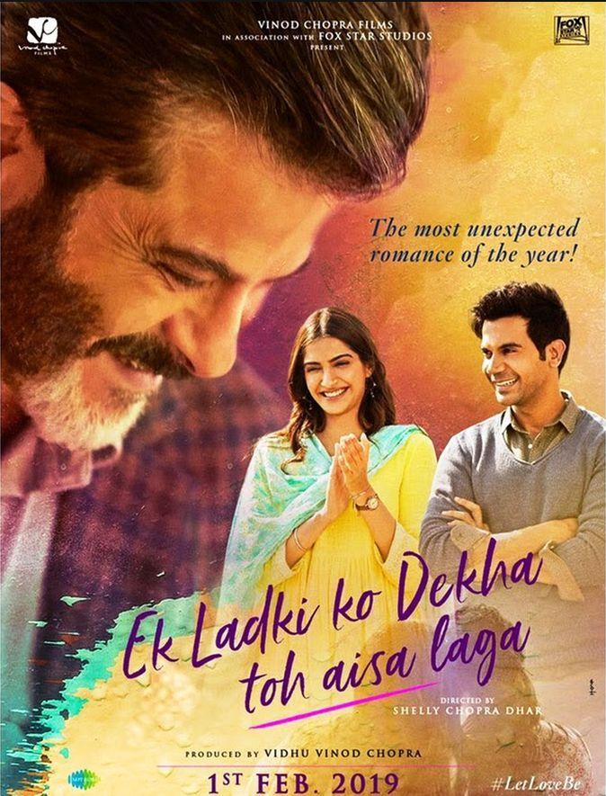 Ek Ladki Ko Dekha Toh Aisa Laga 2019 Hindi 720p HDRip 880MB Download