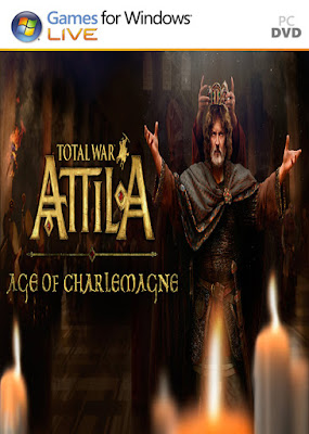 Total War Attila Age of Charlemagne Full Version