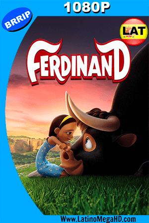 Olé, El Viaje de Ferdinand (2017) Latino HD 1080P ()