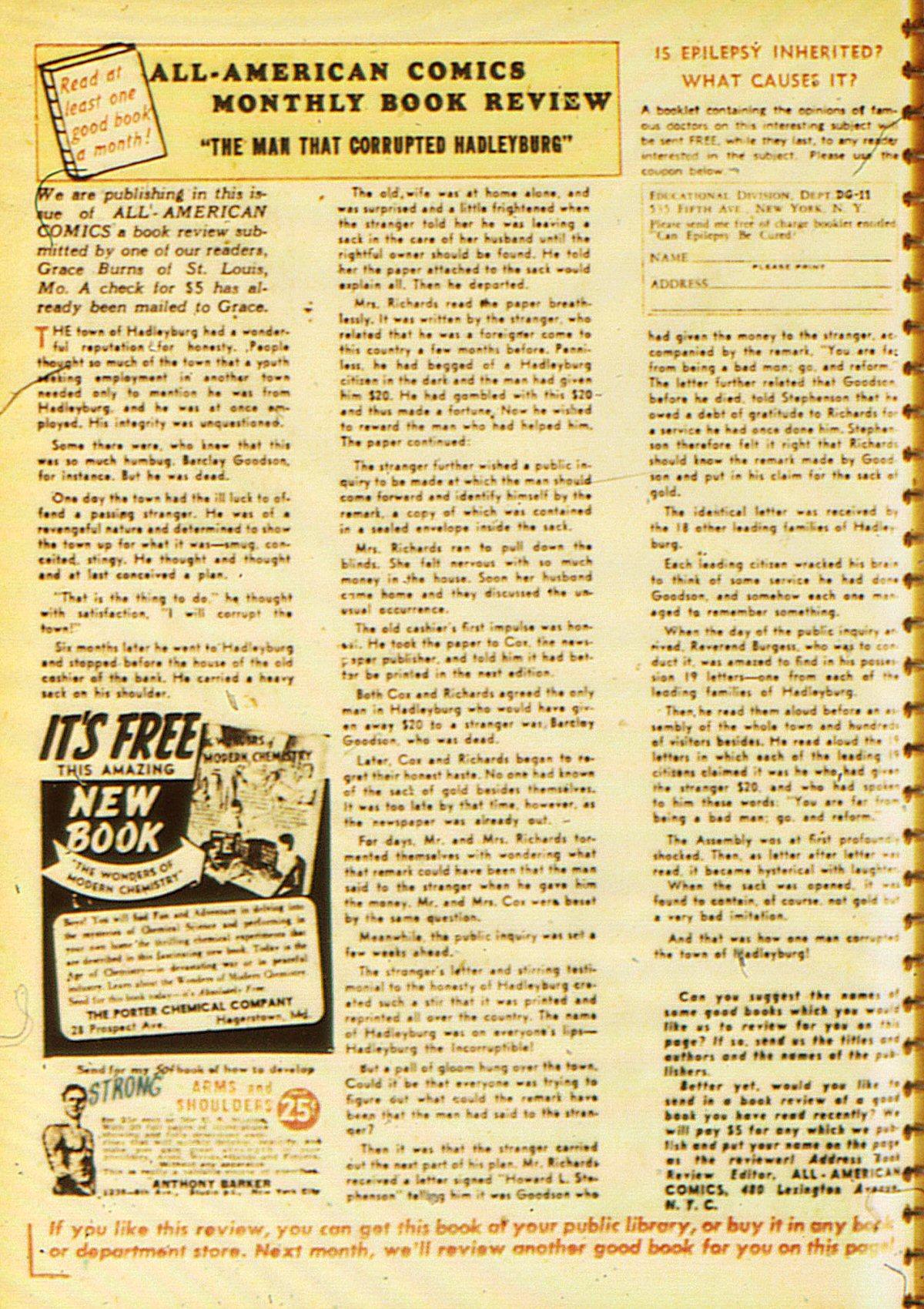 Read online All-American Comics (1939) comic -  Issue #20 - 57