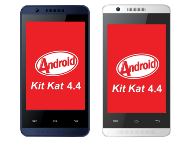 Smartphone Android KitKat