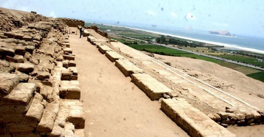 Santuario de Pachacamac está abierto y atendiendo normalmente. No está afectado por «Niño costero»