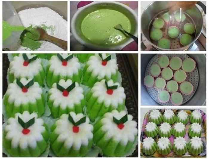 Resep Kue Putu Ayu Lembut Dan Super Lezat Dijamin Simple