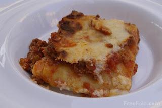 Image: Photographs of Lasagna (c) FreeFoto.com. Photographer: Ian Britton