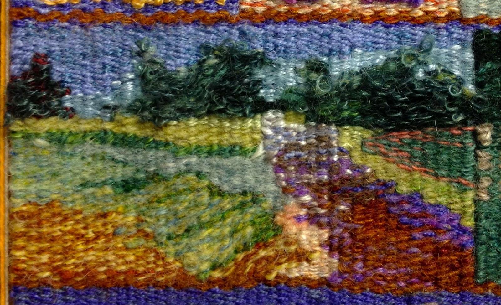 Mini Tapestry Weaving