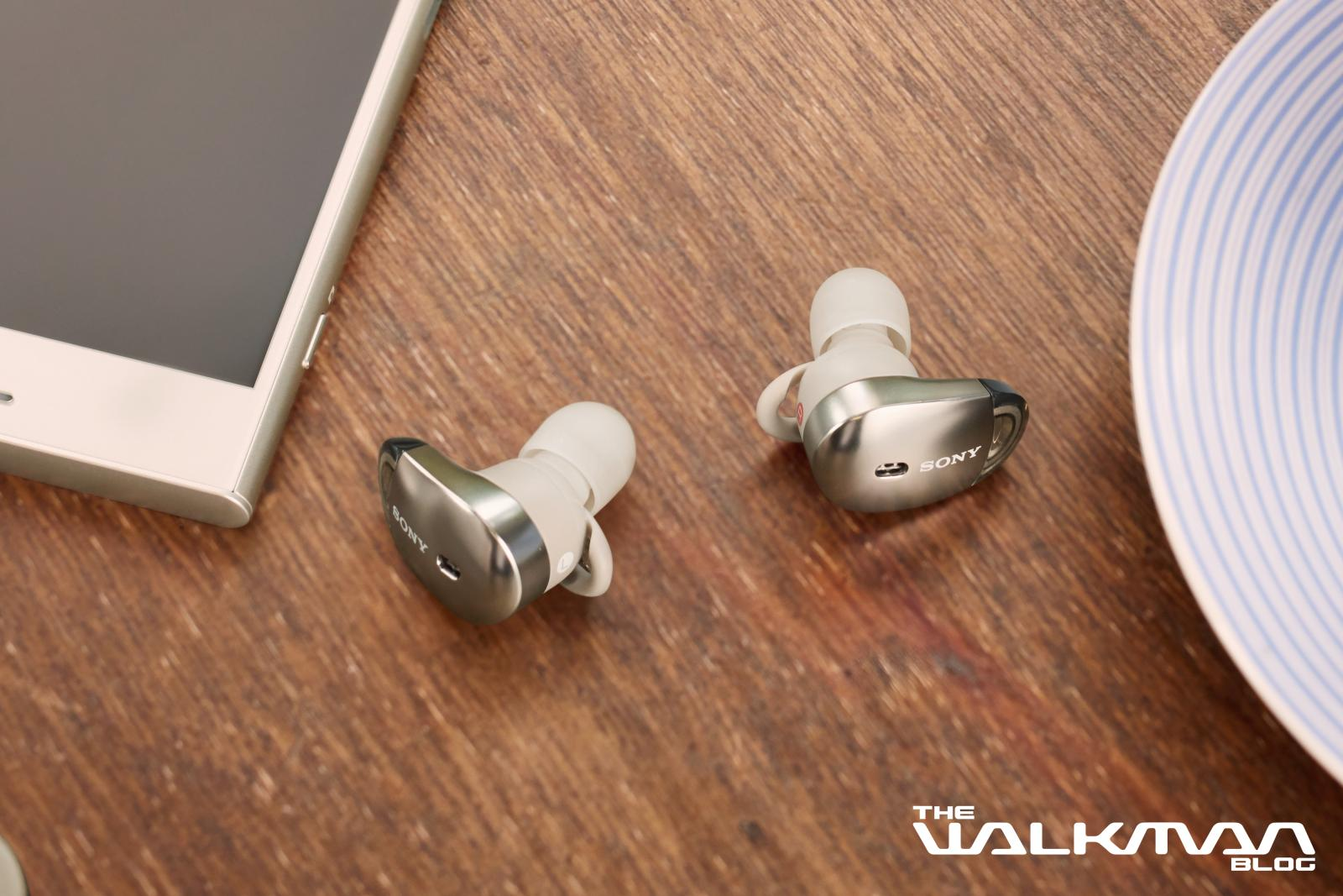 Sonys Airpod Competitor Leaked Wf 1000x Update The Walkman Blog