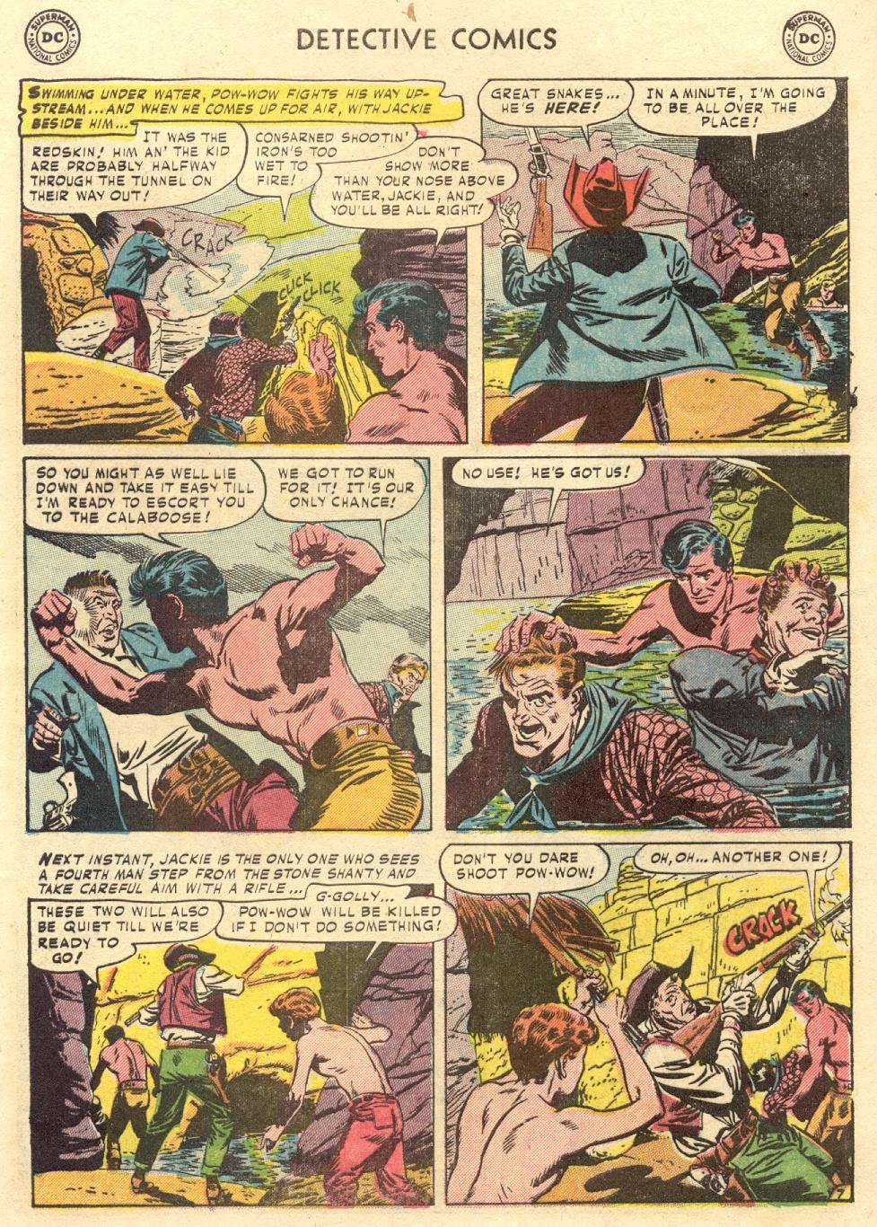 Read online Detective Comics (1937) comic -  Issue #186 - 41