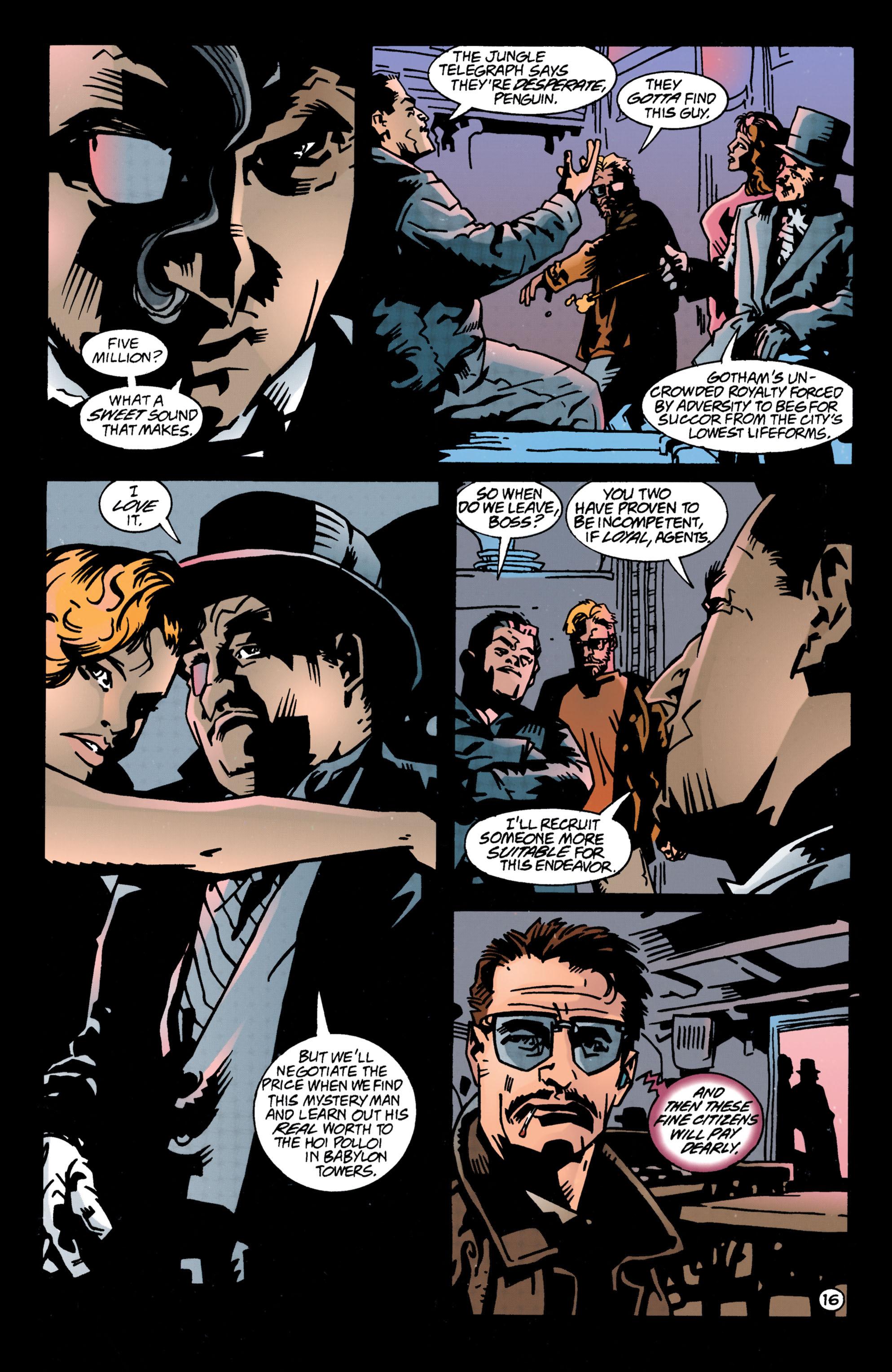 Detective Comics (1937) 695 Page 15