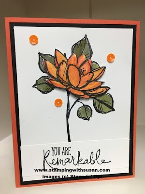 Stampin' Up  Brusho Remarkable You Tutti-frutti Adhesive-Back Sequins