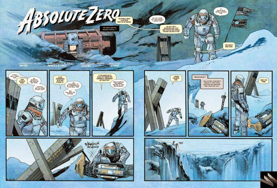 Leer  Interstellar: Absolute Zero