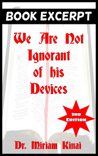 Christian Book Excerpt: We Are Not Ignorant Of His Devices
