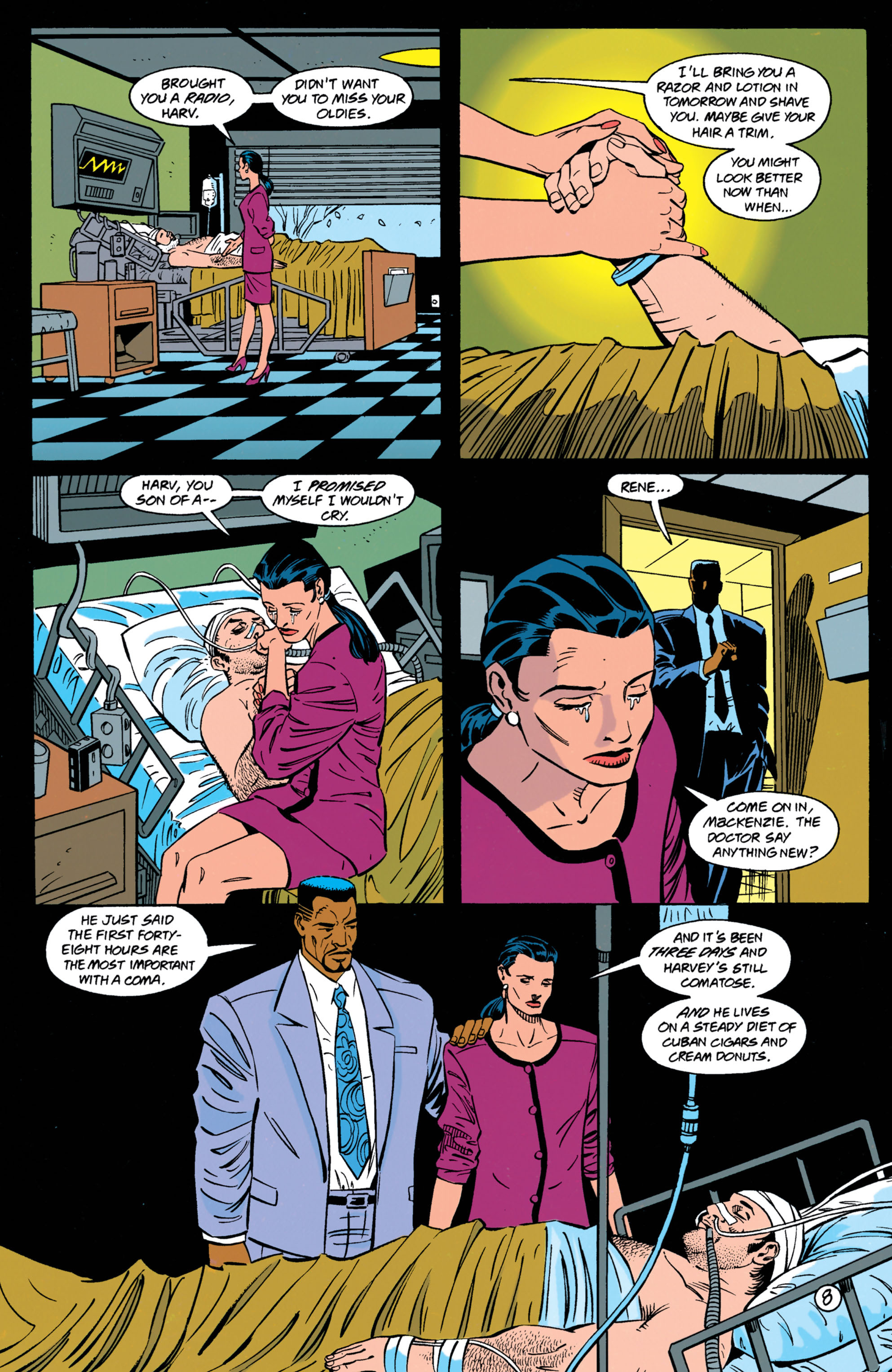 Detective Comics (1937) 683 Page 8