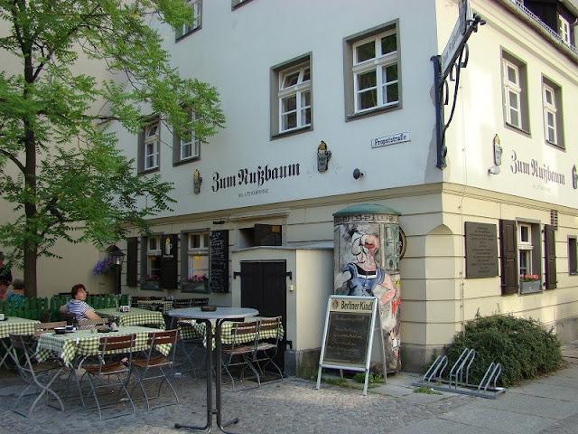 Zum Nussbaum em Berlim