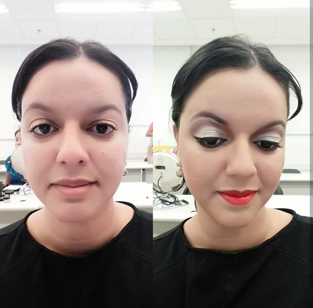 Curso Técnicas Básicas de Maquiagem na Produção Pessoal Senac - Automaquiagem Casamento