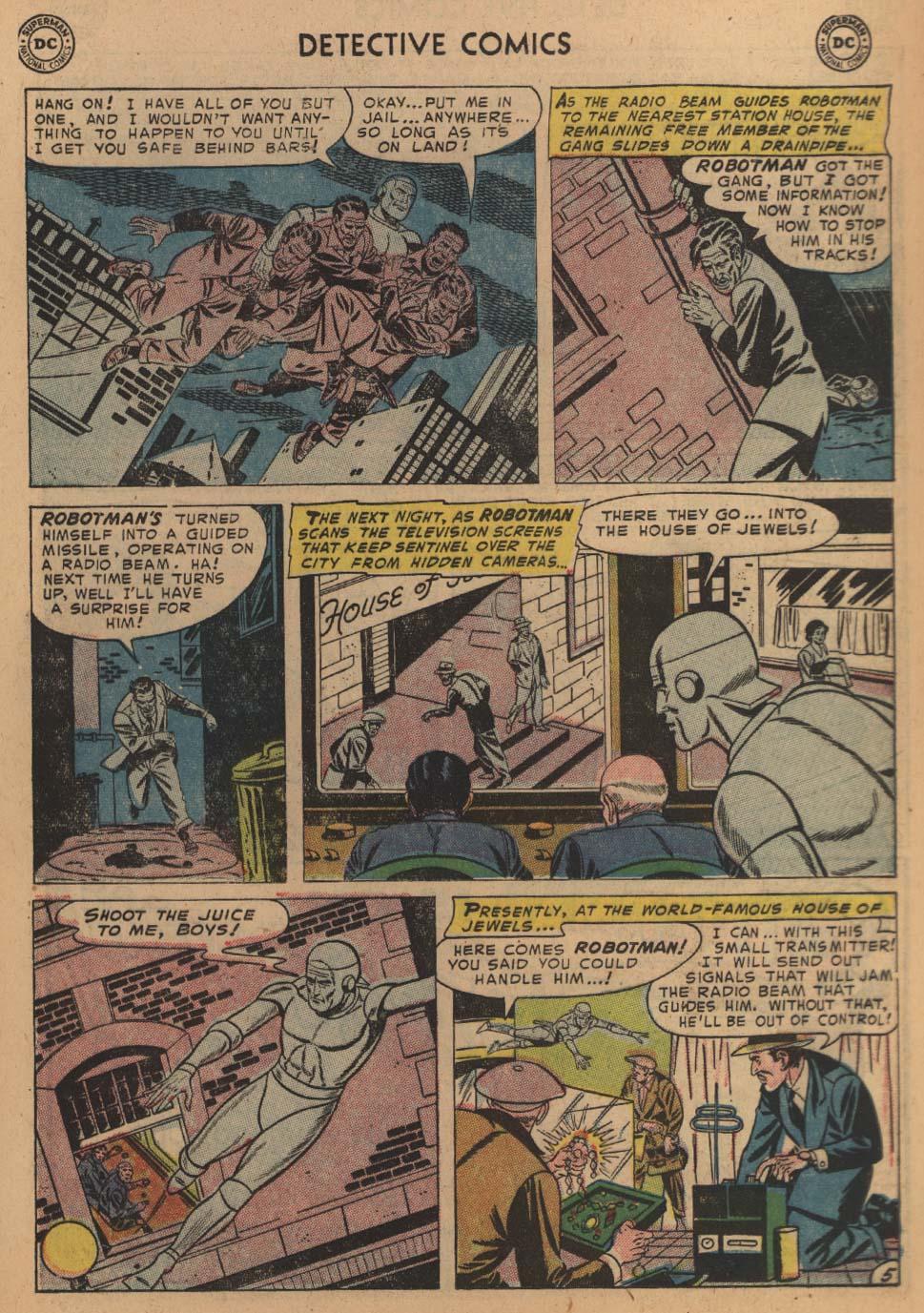 Detective Comics (1937) 195 Page 28