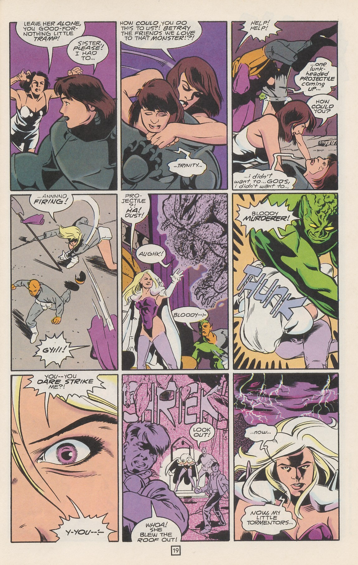 Legion of Super-Heroes (1989) 42 Page 22
