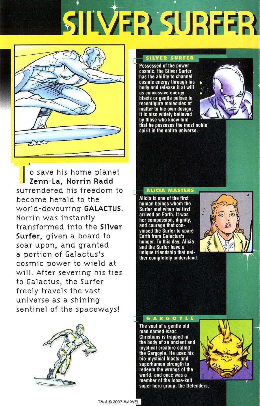 Read online Silver Surfer (1987) comic -  Issue #139 - 2