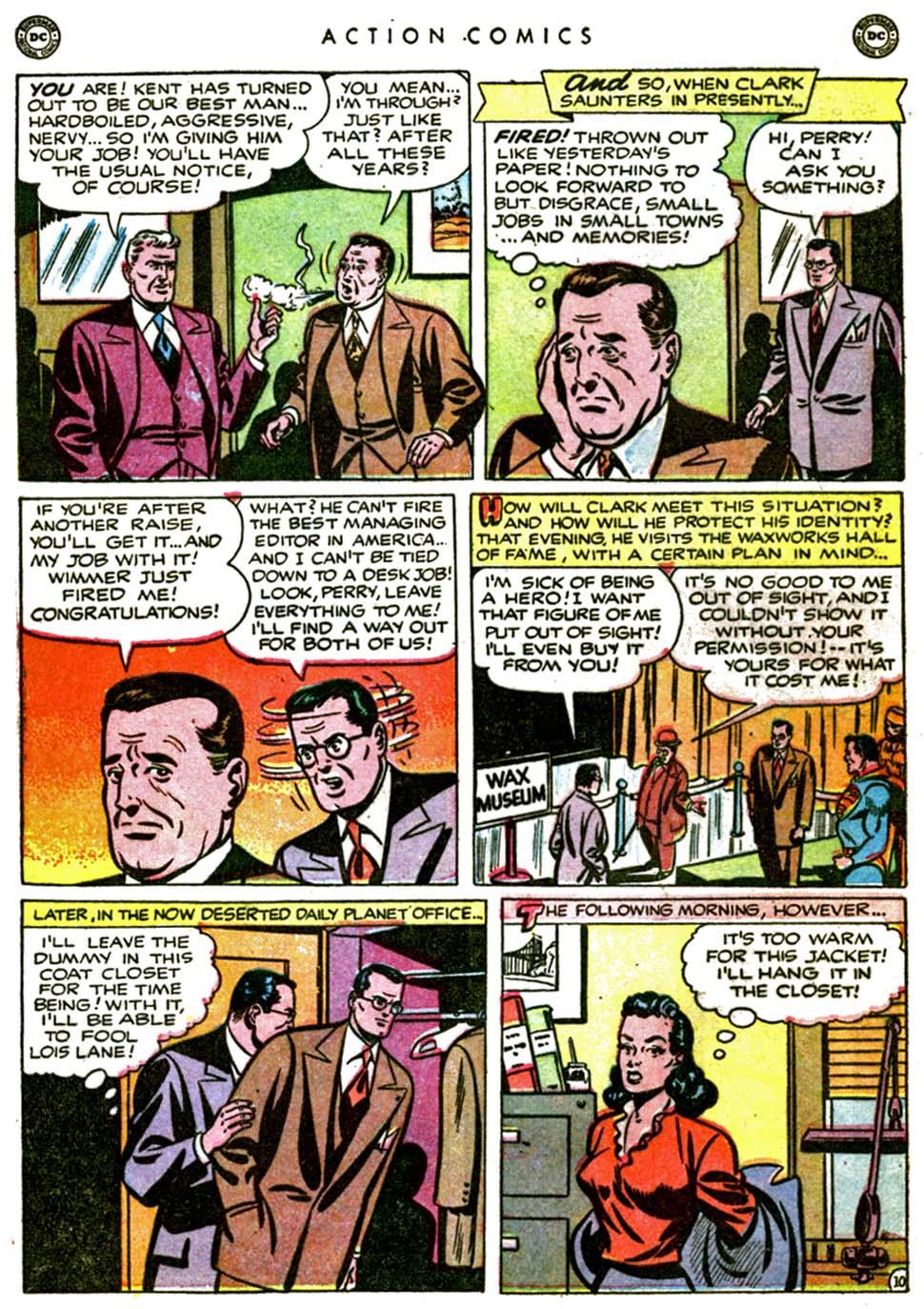 Action Comics (1938) 139 Page 11