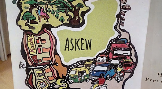 Askew-ed Up Bangalore