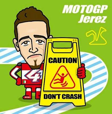 Menanti Siapa Penabrak Dovi Selanjutnya di GP Jerez?