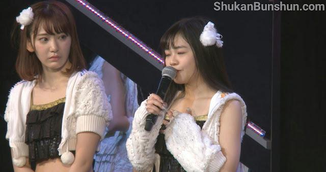 Motomura Aoi HKT48 Miyawaki Sakura
