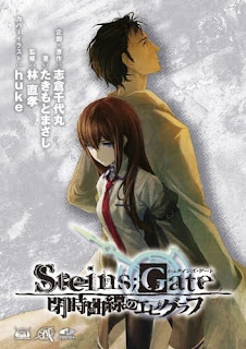 تقرير رواية بوابة؛ستاينز: كتابة منقوشة من منحنى مغلق Steins;Gate: Heiji Kyokusen no Epigraph