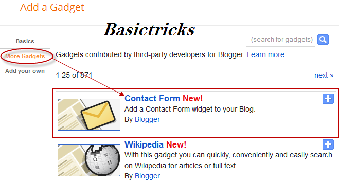 add-a-contact-form-to-page-on-blogger