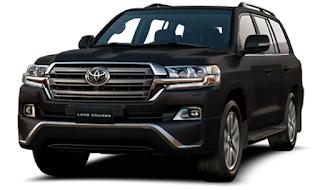 Gambar Toyota Land Cruiser Bandung