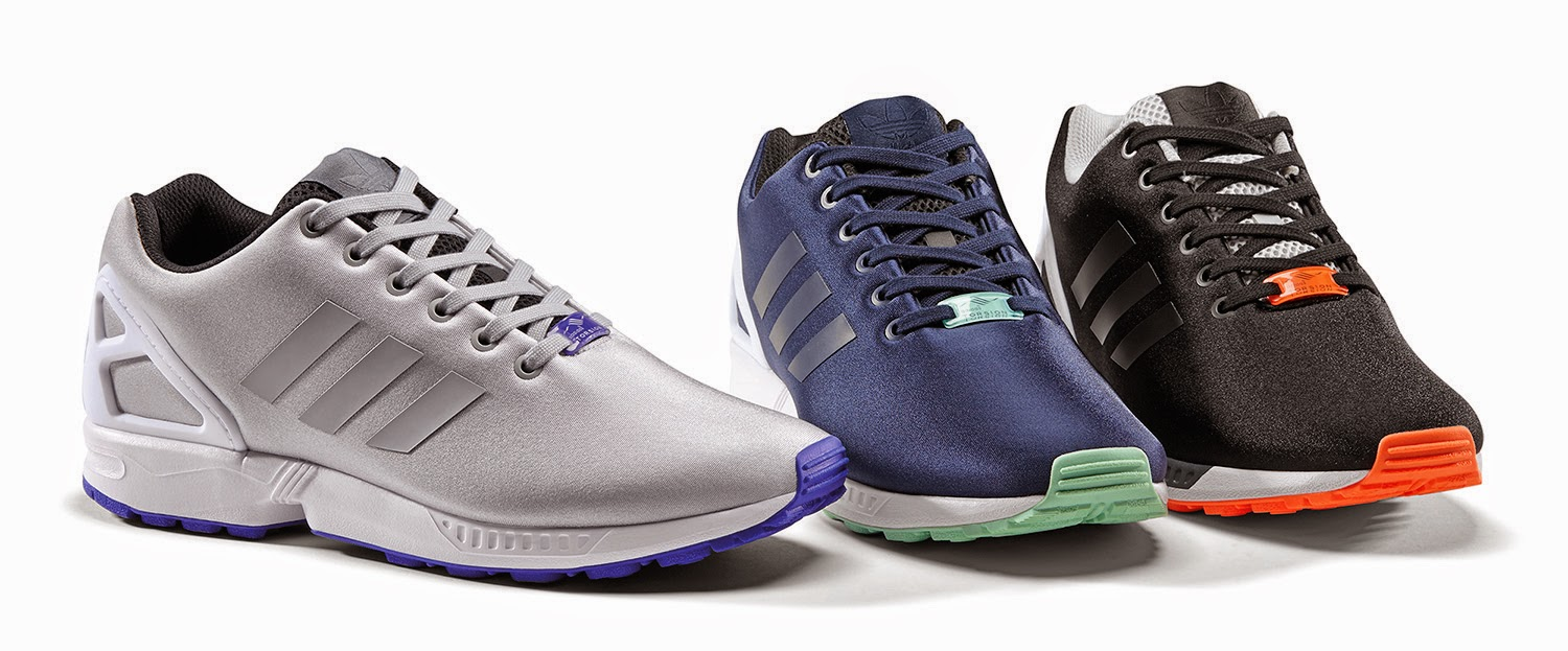 6cd91e80ae6b Shopgirl Jen  Adidas Originals ZX FLUX Collection