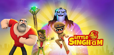Little Singham Cricket Apk + MOD, Money for android