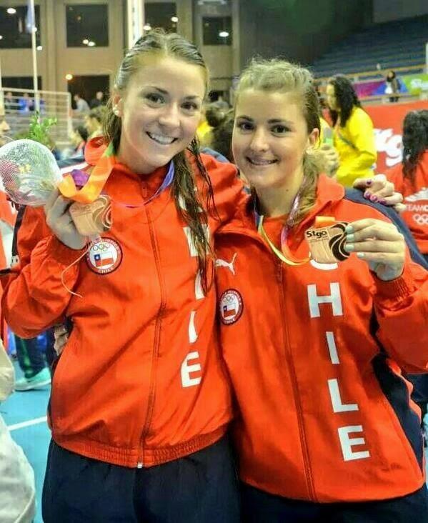 Hermanas Canesa a Teramo   Mundo Handball