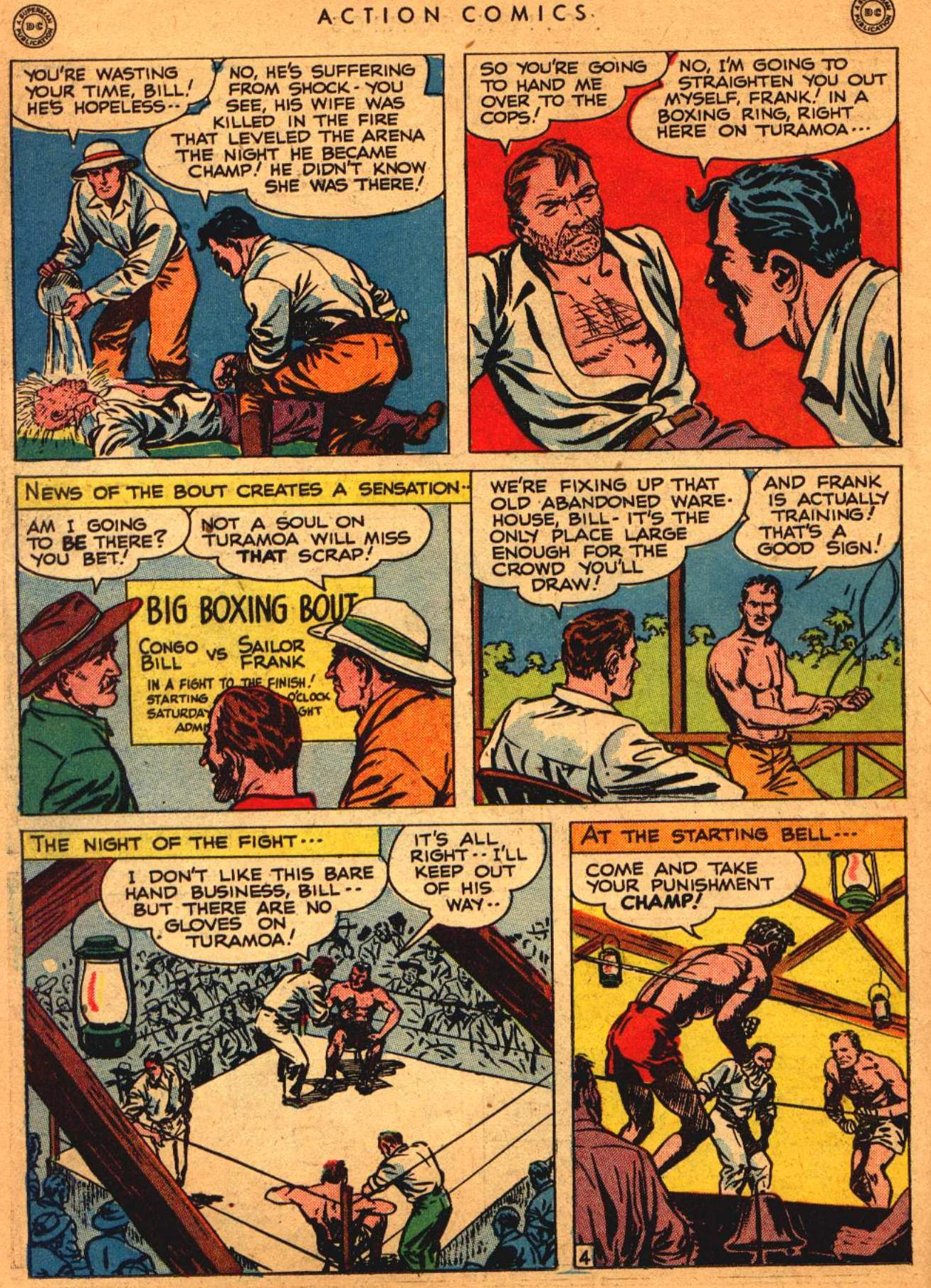 Read online Action Comics (1938) comic -  Issue #108 - 19