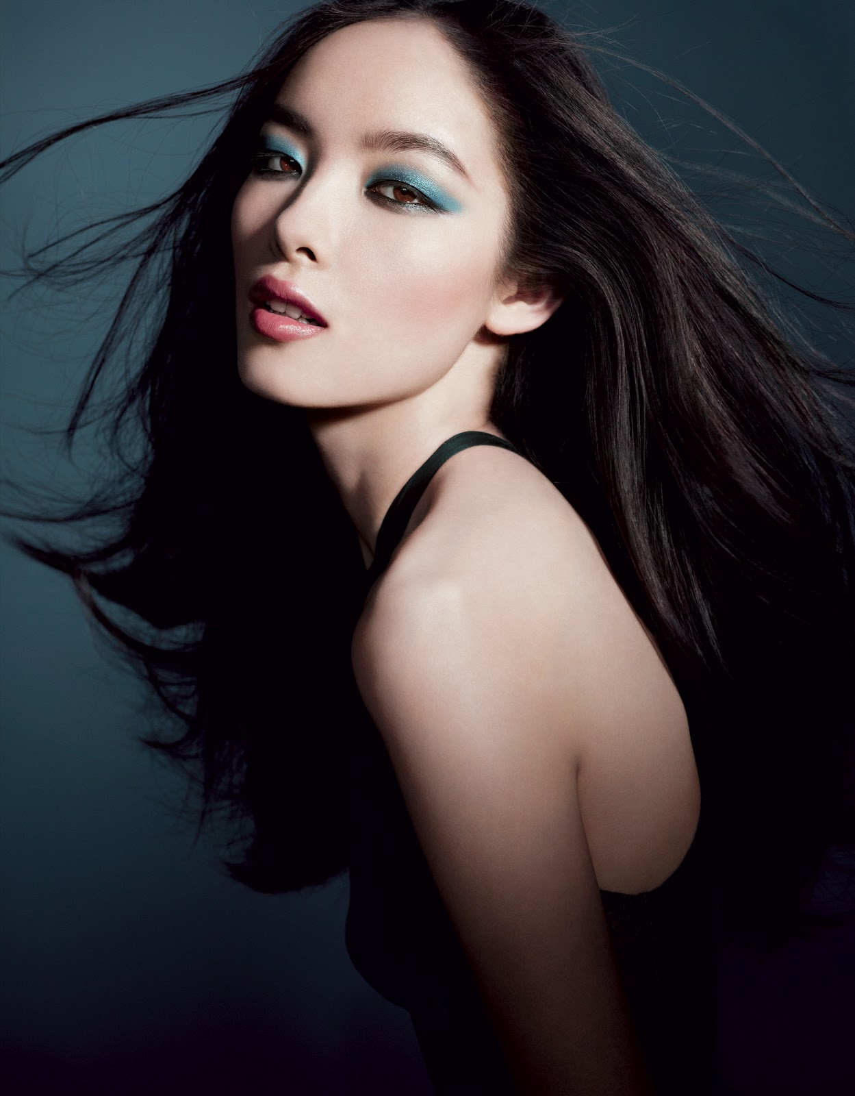 Asian Models Kana Tsugihara: ASIAN MODELS BLOG: AD CAMPAIGN: Sun Fei Fei For Giorgio