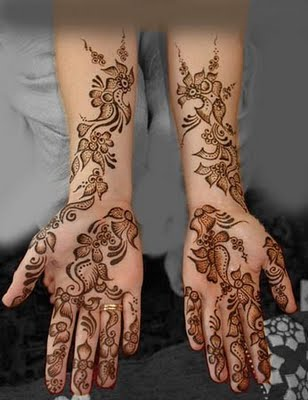 New Tattoo Butterfly Mehndi Designs For Hands Simple