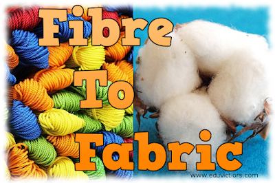 CBSE Class 6 - Science - CH 3 - Fibre To Fabric - Worksheet (#cbseNotes)