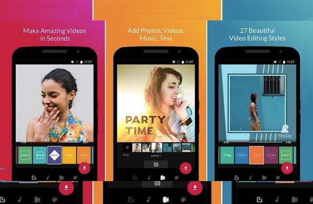 إليك أفضل تطبيق لدمج صورك وعمل مونتاج لفيديوهاتك وإضافة أغانيك المفضلة على الفيديو