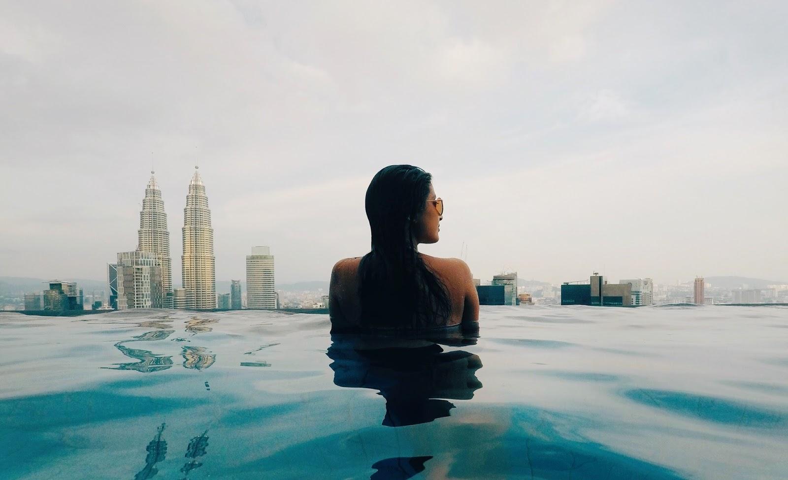 Platinum face suits Kuala Lumpur