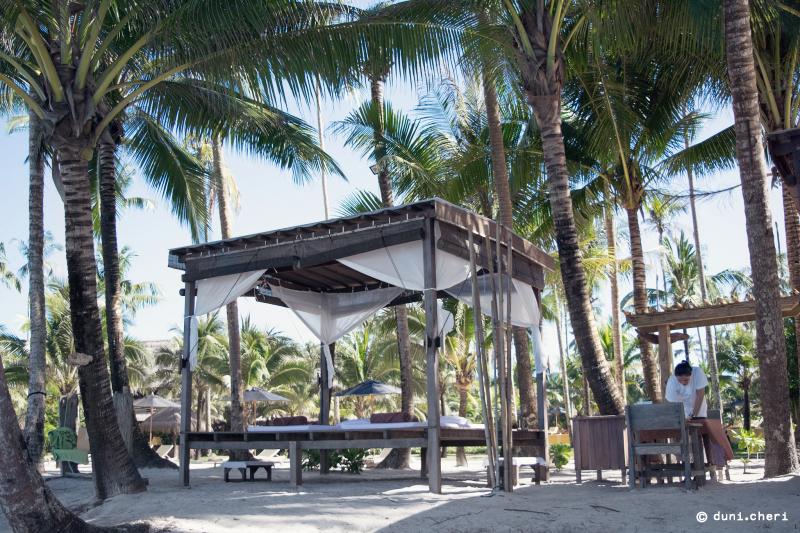 resort palmen insel ko kut thailand