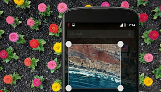 how to Partial Screenshot on any android phone