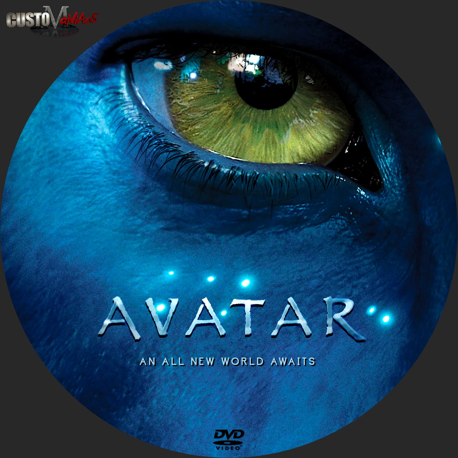 DVD COVERS AND LABELS: Avatar