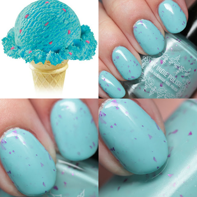 My Indie Polish Bubble Gum Ice Cream