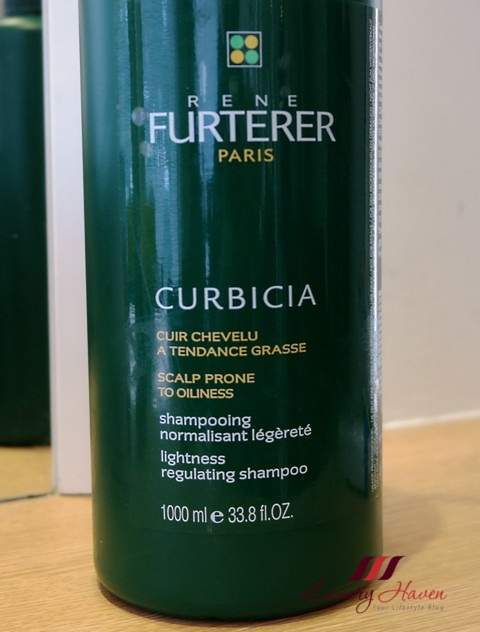 georgina hair salon rene futerer curbicia shampoo review