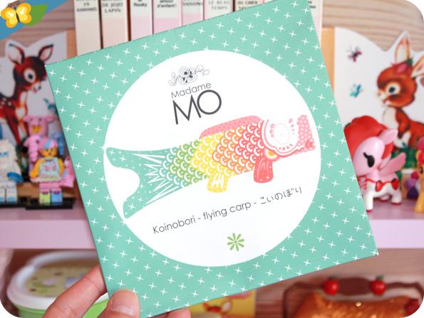 Koinobori - Madame Mo