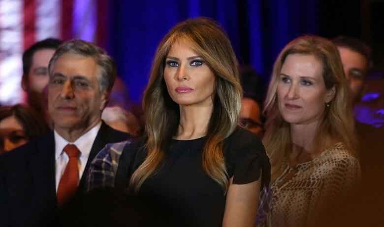 4 Ekspresi Melania Trump yang Bikin Orang Kasihan, Tak Bahagia?